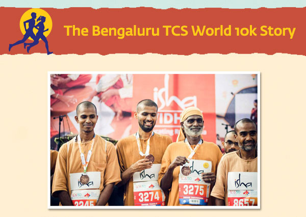 The Bengaluru TCS world 10K Story