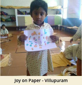 Joy on Paper