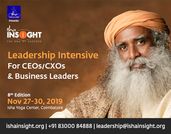 Leadership Intensive for CEOs/CXOs